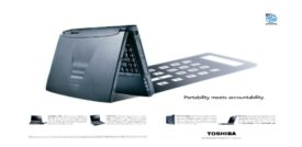 Toshiba Satellite Computer