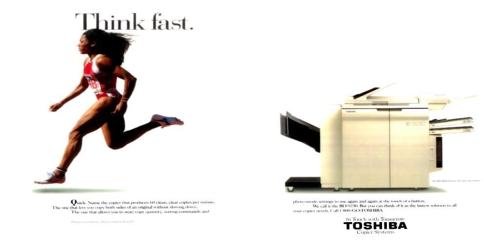 Toshiba Copiers